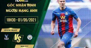 Crystal Palace vs Man City 18h30