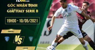 Tỷ lệ kèo Empoli vs Lecce