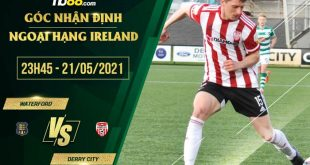 Waterford vs Derry City 23h45