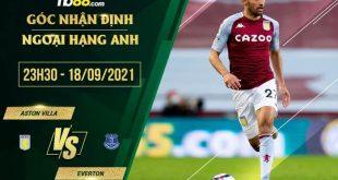 Nhận định kèo Aston Villa vs Everton